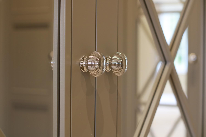 door handles detail
